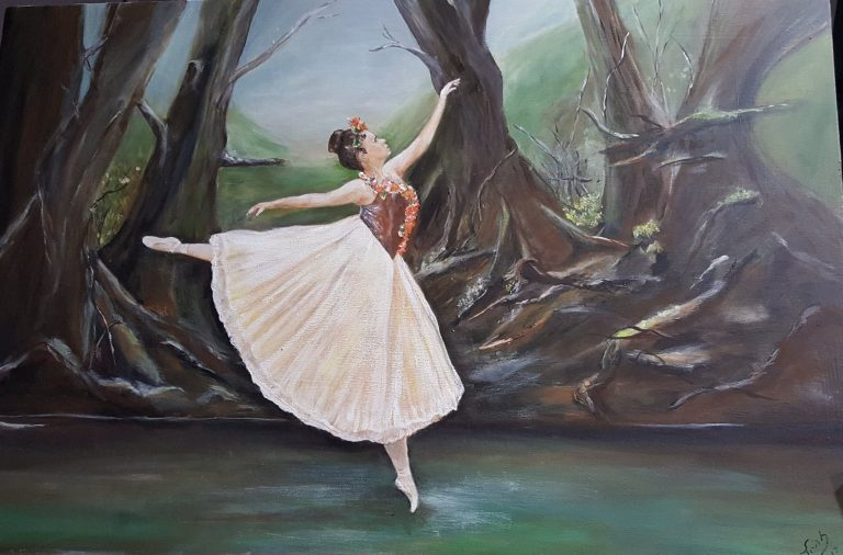 Commission Ballerina
