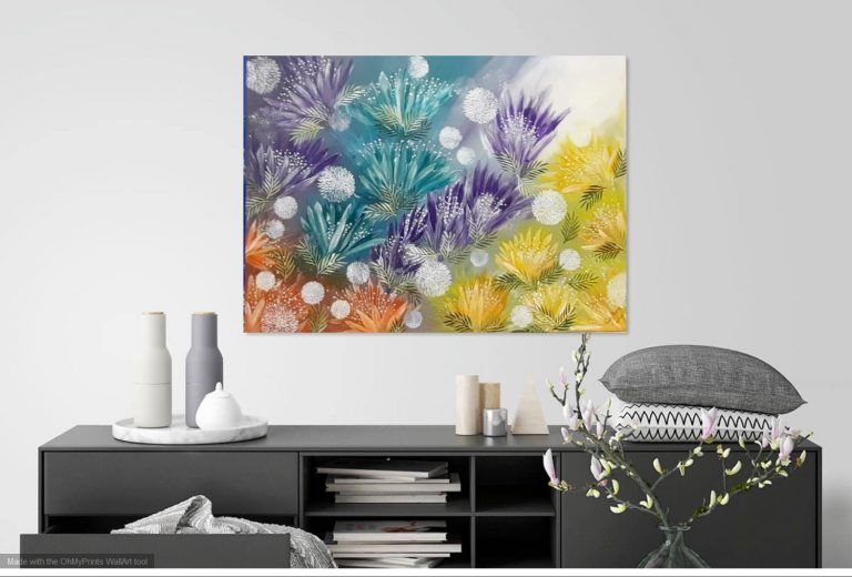 Blooms SOLD